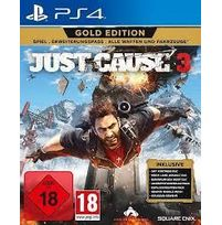 SQUARE ENIX - Just Cause 3 Gold Edition - PS4