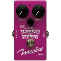 Maxon - Ad10 Analog Delay - Delay guitare