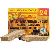 Favorit - Allume-feux naturel x24