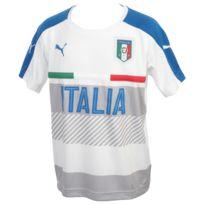 Puma - Maillot de football Figc italia train tee blc Blanc 20320