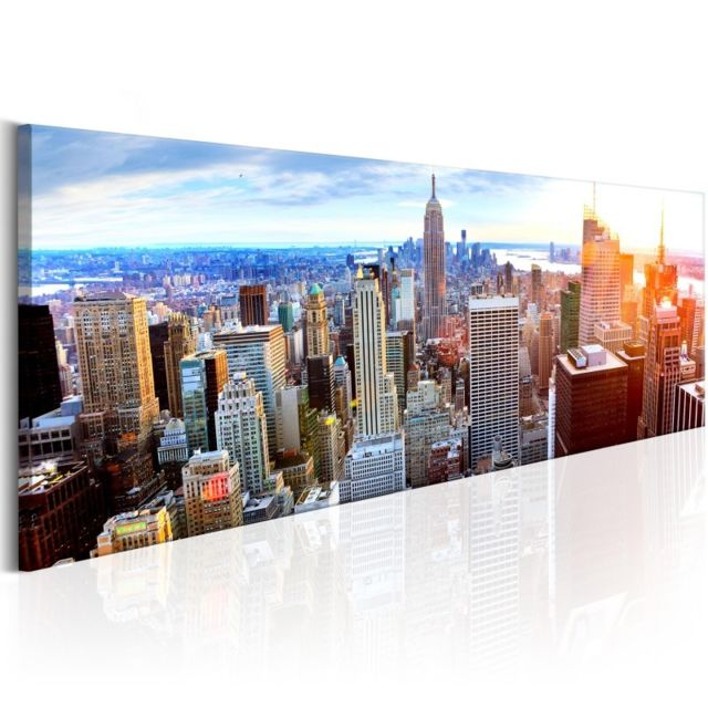 Artgeist Tableau - Beautiful Manhattan