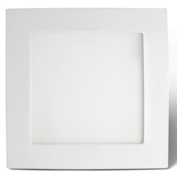 kosilum dalle led carr 24w syme blanc pas cher. Black Bedroom Furniture Sets. Home Design Ideas
