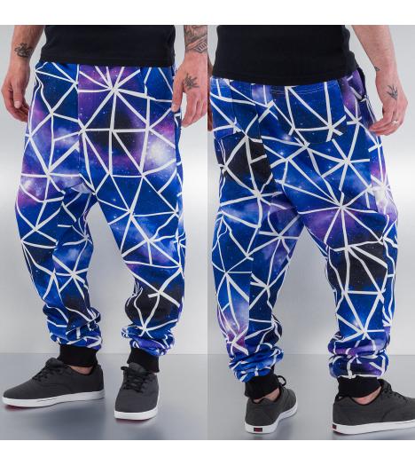Just Rhyse - Bas de Jogging Galaxy Stripes Violet - pas cher Achat   Vente Pantalon  femme - RueDuCommerce c813755f5a3