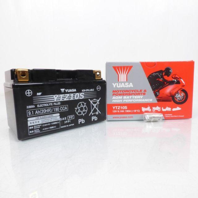 Yuasa Batterie Ytz8/V AGM ferm/é
