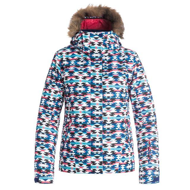 6007efbc63 Roxy - Veste de ski Jet Ski Jk Multicolore - L - pas cher Achat / Vente  Blouson de ski - RueDuCommerce