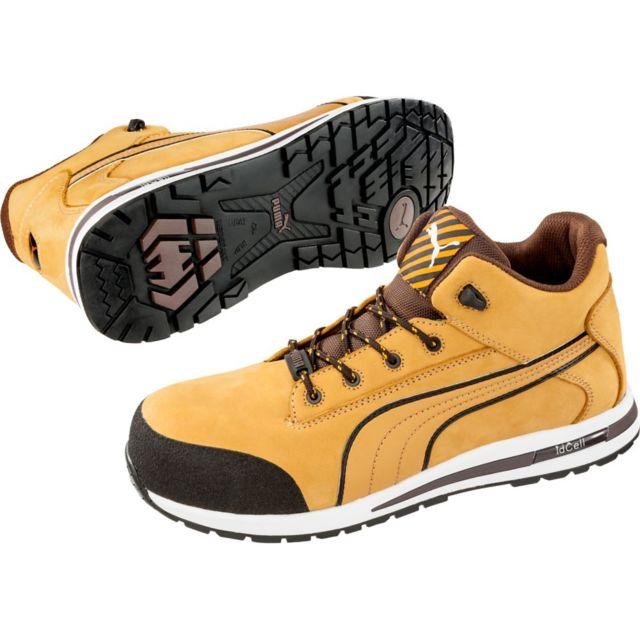 chaussure homme securite puma