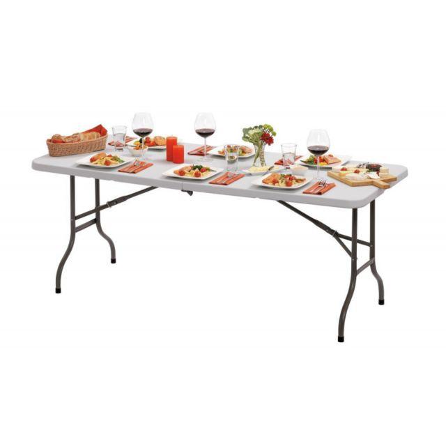 Bartscher Table Restaurant Pliante - 1830 mm