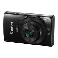 Canon - Compact Ixus 190 Noir