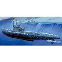 Mirage Hobby - 40049, 1: 400 ÉCHELLE,U-826 Type Viic U-turm Iv Sous-marin Allemand, Kit De ModÈLE En Plastique