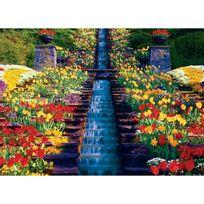 Master Pieces - Puzzle 1000 pièces : Chutes en cascade
