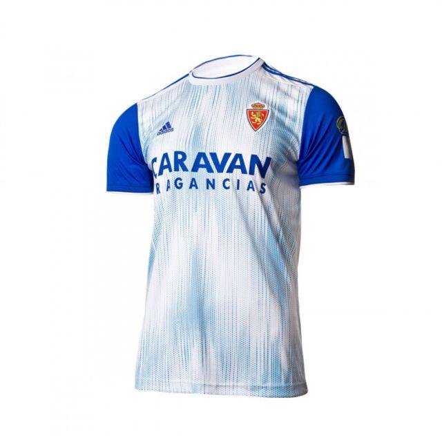 Real Zaragoza Domicile 2019 2020