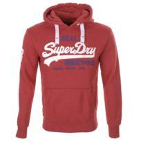 - Vintage Logo Sweat Capuche Superdry