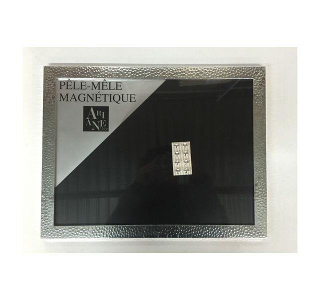 ariane cadre pele mele magn tique 30 40 multicolore 0cm x 0cm pas cher achat vente. Black Bedroom Furniture Sets. Home Design Ideas