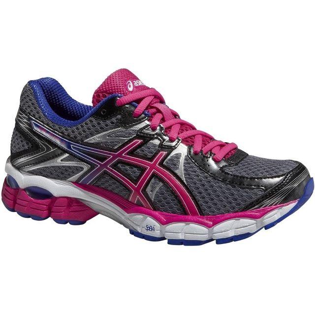 fa61807af106b Asics - Gel-Flux 2 T568N-9920 Femme Baskets Gris 36 - pas cher Achat    Vente Chaussures running - RueDuCommerce
