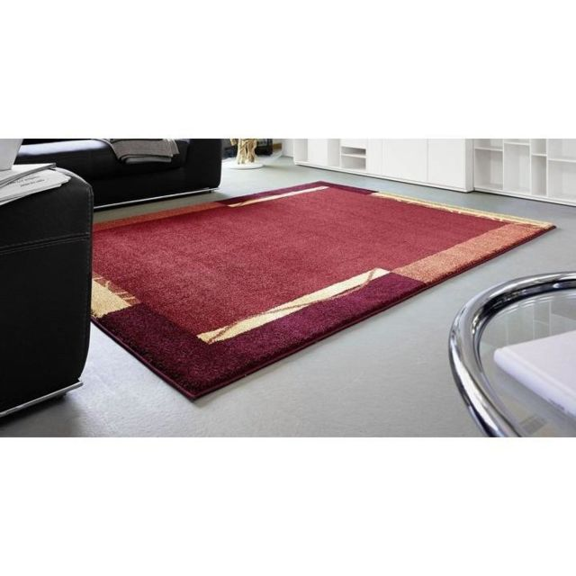 inside 75 samoa design tapis patchwork bordeaux 240x300 cm n a pas cher achat vente. Black Bedroom Furniture Sets. Home Design Ideas