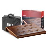 Blaxx - Stagg Blaax Wood Pdlbd - Pédale Bord en bois pour pédales d'effet