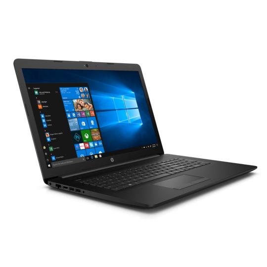HP HP - Notebook 17-ca0067nf - Noir ébène