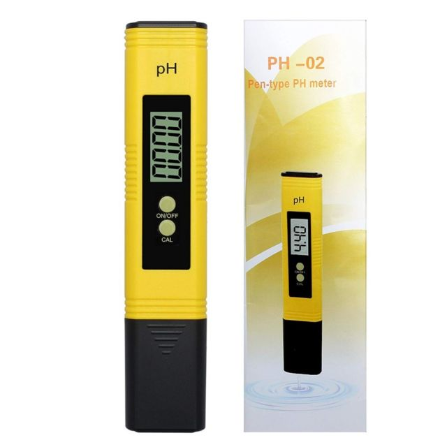 Digital PH Mètre Testeur Stylo de Test Eau Piscine Aquarium LCD
