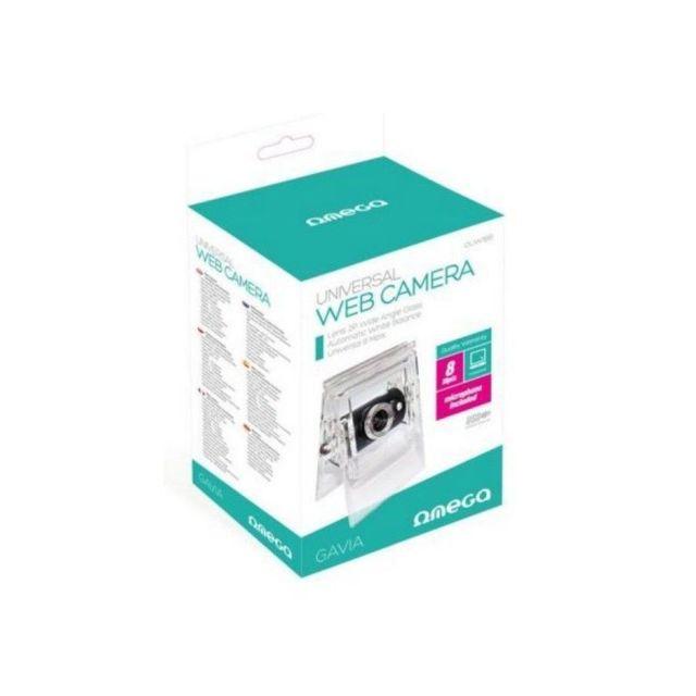 Omega Webcam Ouw18B 8 Mpx Mic Si vous êtes passioné d'informatique et d'électronique, si vous êtes à la pointe de la technologie et qu'aucun détail ne vous échappe, achetez Webcam Omega Ouw18B 8 Mpx Mic au meilleur prix.