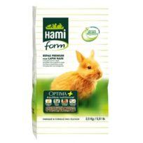 Hami Form - Repas Premium Optima+ Lapin Nain 2,5 Kg