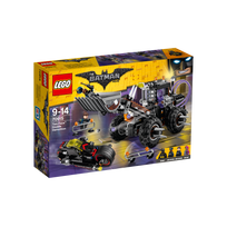 Lego - Batman- La fuite de Double-Face