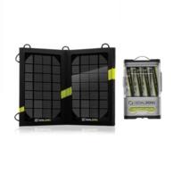 Goalzero - Kit Aventure Panneau + Batterie + Piles rechargeables