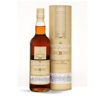Glendronach - Whisky Parliament 21 Ans - 70cl