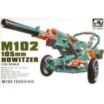 Afv Club Maquettes et Accessoires - Afv Club 1:35 - M102 105MM Howitzer - Afv35006