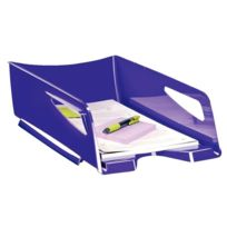 Cep Pro - Corbeille à courreir maxi haute 11cm de couleur violet