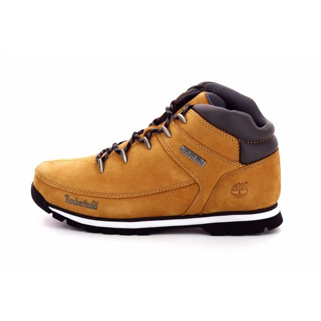 7beb0d3318e83 Timberland - Boots Euro Sprint Junior - Ref. 6690R - pas cher Achat   Vente  Boots