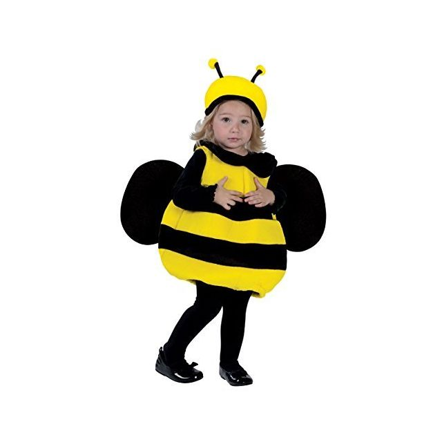 Fun World Baby Bumble Bee Costume - 12-24 Months