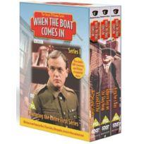 Acorn Media - When The Boat Comes In - Series 1 IMPORT Coffret De 6 Dvd - Edition simple