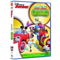 The Walt Disney Company Iberia S.L - Casa M M 18: Dia En Carreras IMPORT Espagnol, IMPORT Dvd - Edition simple