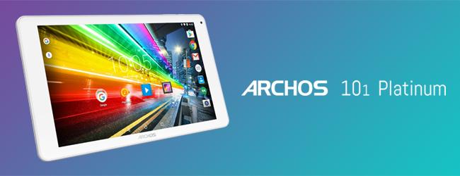 archos tablette 10 1 ips quad core 16 go ram 1 go. Black Bedroom Furniture Sets. Home Design Ideas