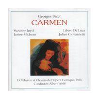 Preiser - Bizet : Carmen 1951. Wolff, Juyol, De Luca, Micheau