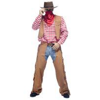 Aptafetes - Déguisement Cow Boy - Homme - Taille : Xl
