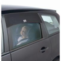 Outlook - Pare soleil vitre auto coloris noir - vitre carrée