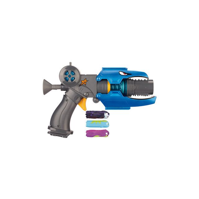Giochi Slugterra Pistolet Deluxe Slugterra Bleu Avec 3