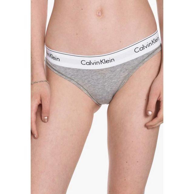 bikini calvin klein pas cher. Calvin Klein - Culotte Bikini bc464e5ec82