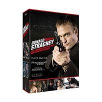 Optimale - Coffret Détective - Donald Strachey: Third man out - Traitement de choc - Jeux de mains - Ice blues