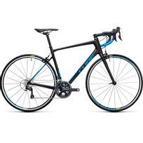 Cube - Vélo De Route Attain Gtc Race Carbon´n´blue 2017 50 Cm