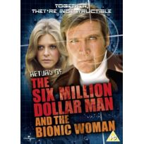 Mediumrare - Return Of The Six Million Dollar Man And The Bionic Woman IMPORT Anglais, IMPORT Dvd - Edition simple