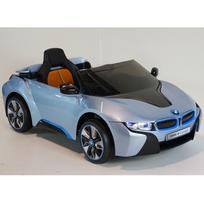Bmw - Voiture électrique pour enfant 12V I8 coupé bleu à télécommande