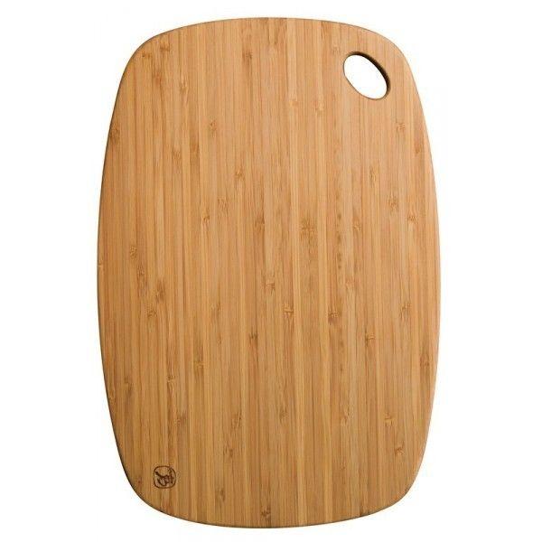 Totally Bamboo Planche à découper coeur de bambou Greenlite - 45x30cm - garantie 5 a