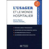 Ehesp - l'usager et le monde hospitalier 7e édition