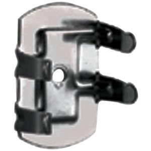 camar clips metal de plinthe a visser clips metal. Black Bedroom Furniture Sets. Home Design Ideas