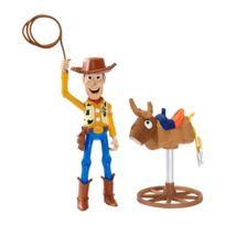 Toy Story - Figurine Interactive : Woody fait du rodéo