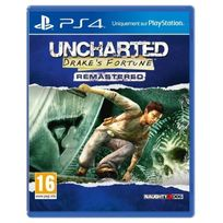 SONY - Uncharted Drake's Fortune - PS4