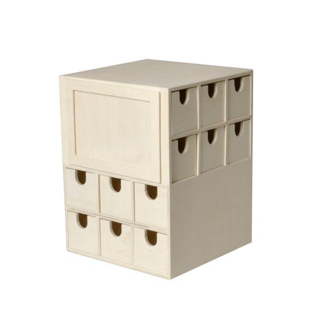 Artemio Calendrier de l'Avent Cube - Artémio