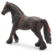 Schleich - Figurine cheval : Jument Frison